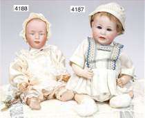 KÄMMER & REINHARDT, 116A, character baby with bisque