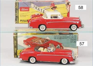 SCHUCO, Hydrocar electric, 5720, Mercedes, 220S,