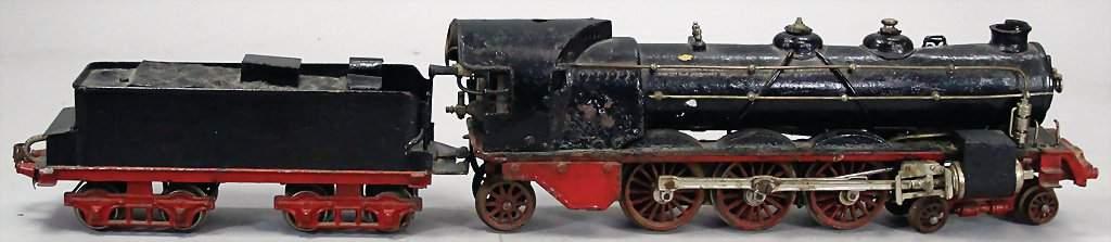 MÄRKLIN Spur 1, PLM, Dampf 2C1, 72 cm, mit Brenner, 1 x