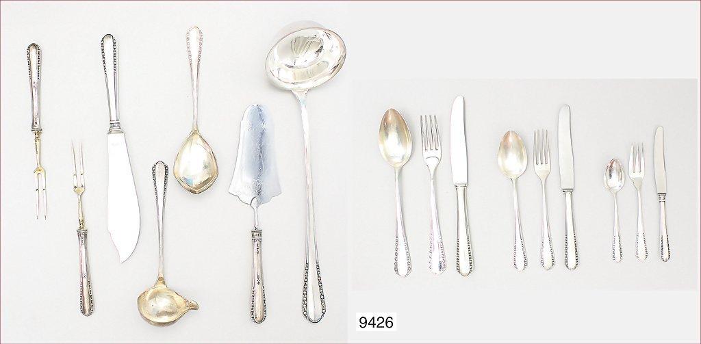Lutz /& Weiss Moccalöffel 800 Silber 11,2 cm