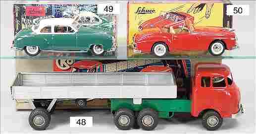 CKO KELLERMANN 387, Mercedes Benz, trucks, 45 cm,
