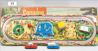 TECHNOFIX Holidaycamp, camping site, with playground