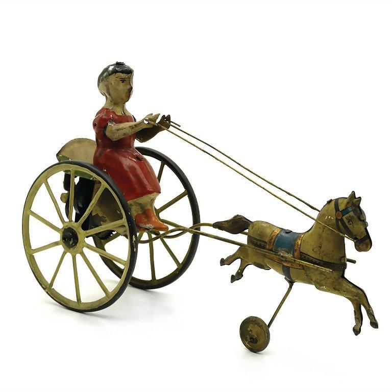 Günthermann, Siegfried sulky horse-drawn vehicle, sheet