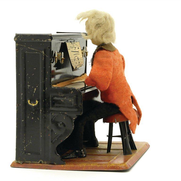 Martin, Fernand Le Petit Pianiste (pianist), sheet