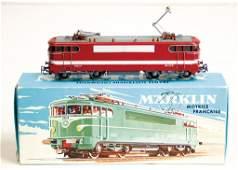MRKLIN H0, Le Capitol, electric locomotive, production