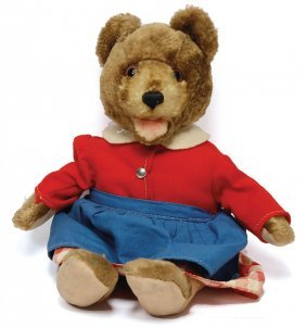Steiff Teddy Baby, Doll, 22 Cm, Without Button And