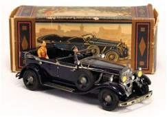 TIPP & CO. leader car, 934, with drive shaft,