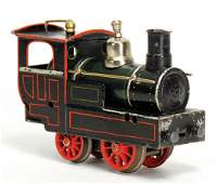 MÄRKLIN track 0, age-old, rack locomotive,