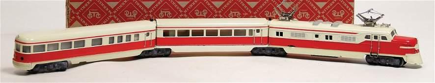 MÄRKLIN 00, American express railcar train,