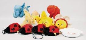 21 Teile Spielzeug F. Kleinkinder, Sterne, Mond, Blume,