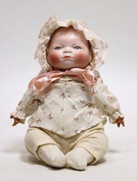 Bye-lo Baby, Gem. Grace S. Putnam, Einbindekopf-baby,