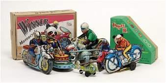 Konv. Blechspielzeug, meist Made in China, 5