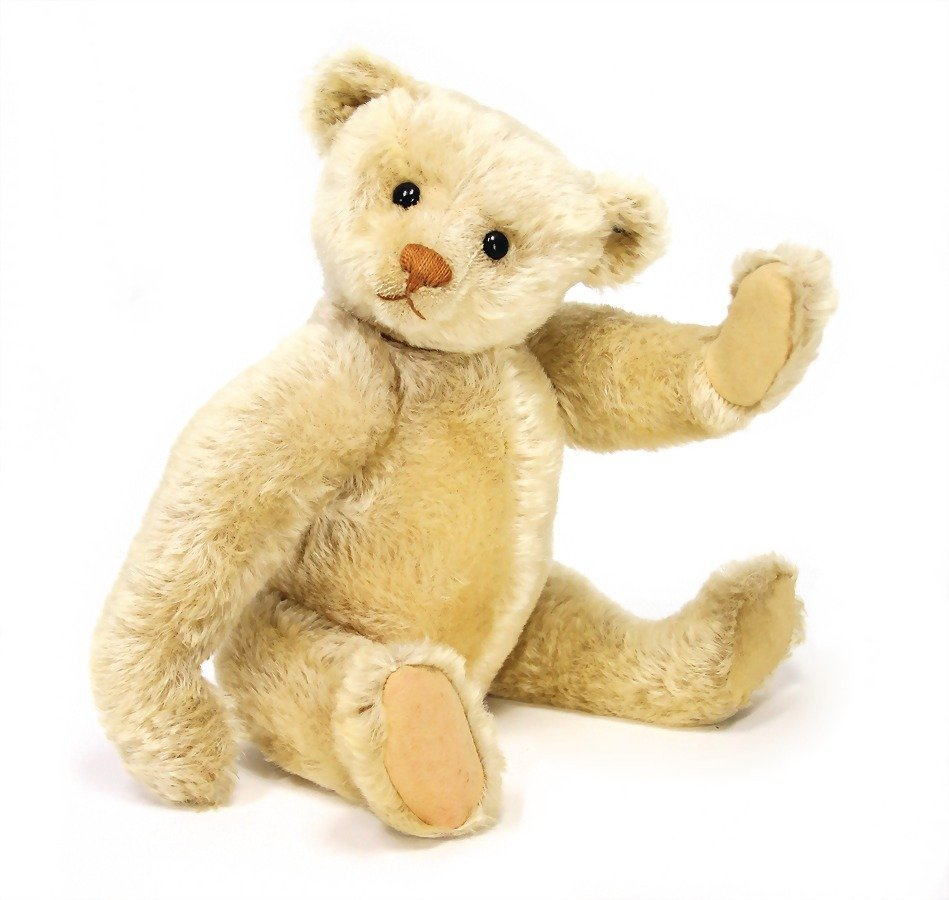 STEIFF pre-war era-bear, bear with seam at the middle