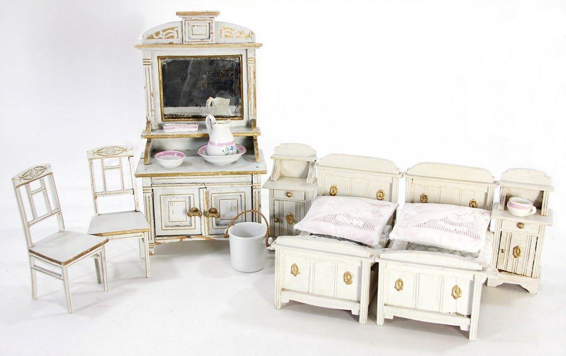 GOTTSCHALK bedroom furniture program, 2 beds, 2