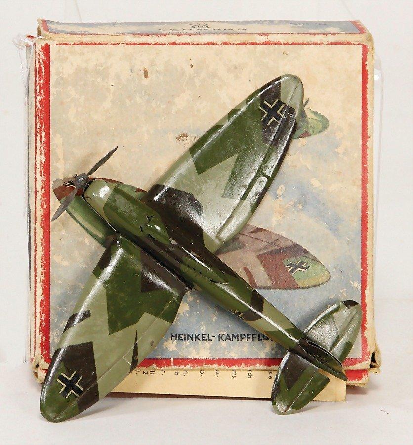 LEHMANN 819, Flugzeug, Heinkel Kampfflugzeug HE 70 ,