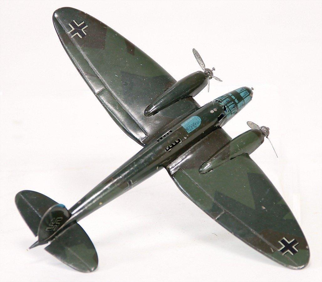 LEHMANN 833, Flugzeug, 14 cm, HE 111, guter Zust., 1