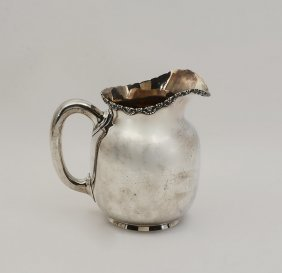 DOMINICK & HAFF CALDWELL STERLING WATER PITCHER