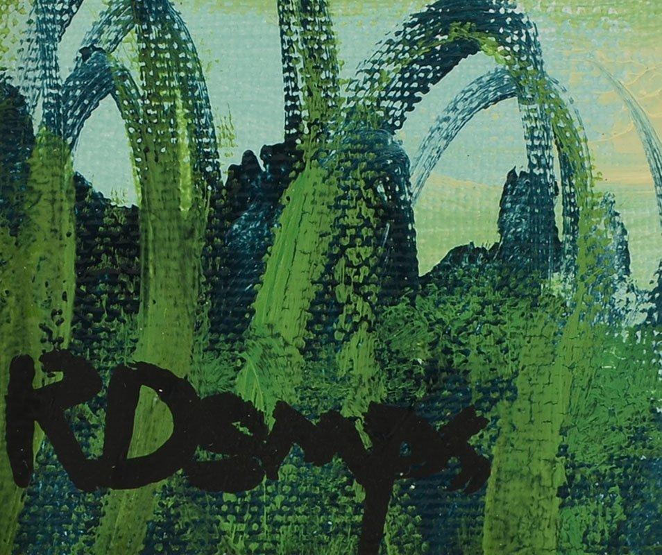RODNEY DEMPS FLORIDA HIGHWAYMEN PAINTING - 3