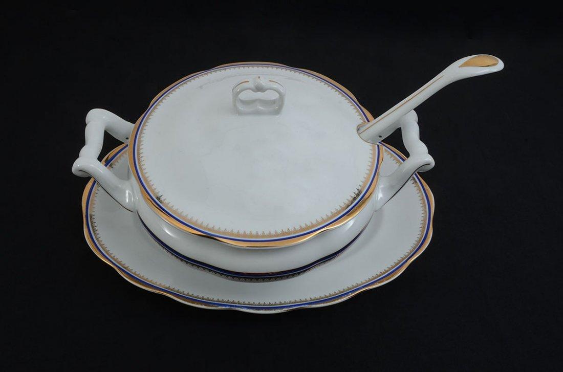 88 PIECE FAVOLINA CHINA DINNER SERVICE - 4