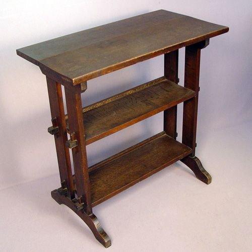 1003: ROYCROFT  LITTLE JOURNEYS  STAND  arts & crafts