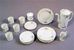 1401 ROSENTHAL FINE CHINA CLASSIC ROSE  65 pc
