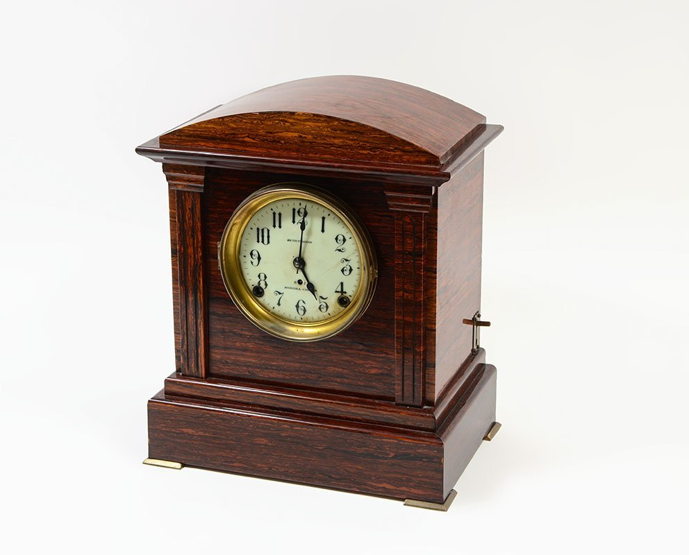 SETH THOMAS SONORA CHIMES MANTLE CLOCK