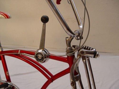 2: VINTAGE 1968 SCHWINN APPLE KRATE 5 SPEED BICYCLE - 3