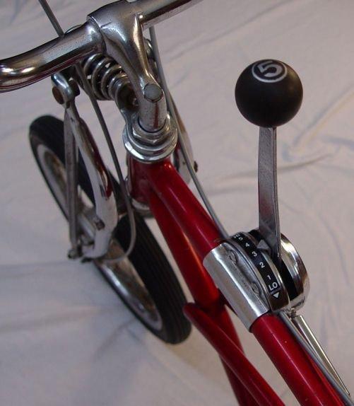 2: VINTAGE 1968 SCHWINN APPLE KRATE 5 SPEED BICYCLE - 5