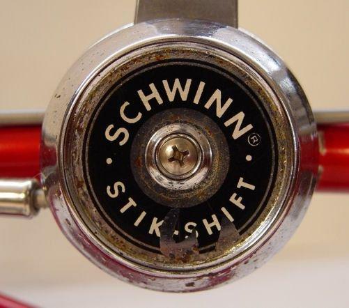 2: VINTAGE 1968 SCHWINN APPLE KRATE 5 SPEED BICYCLE - 6