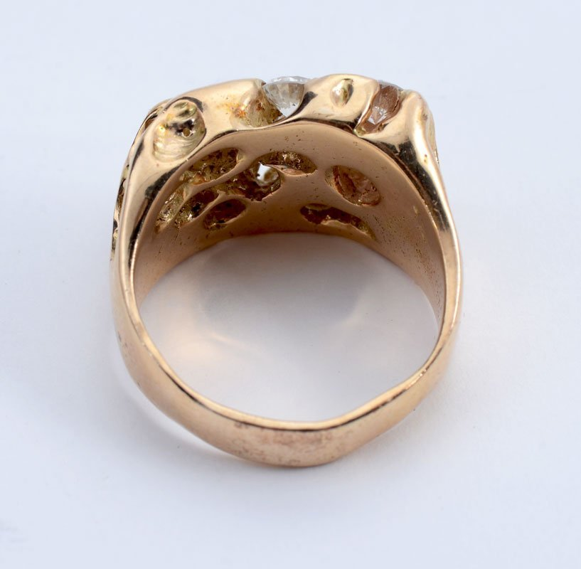 14K 2.32 CT. DIAMOND RING - 5