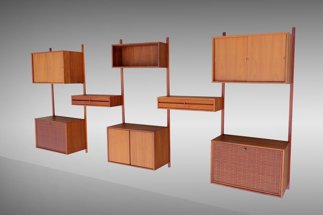 POUL CADOVIOUS CADO 5 BAY WALL UNIT