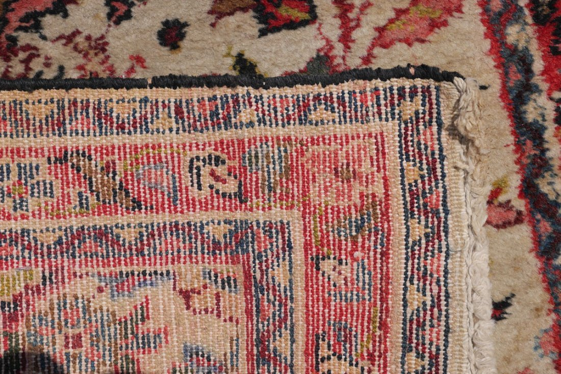 "PERSIAN LILLIHAN HK WOOL RUNNER, 2'6"" X 6'10"" - 5"