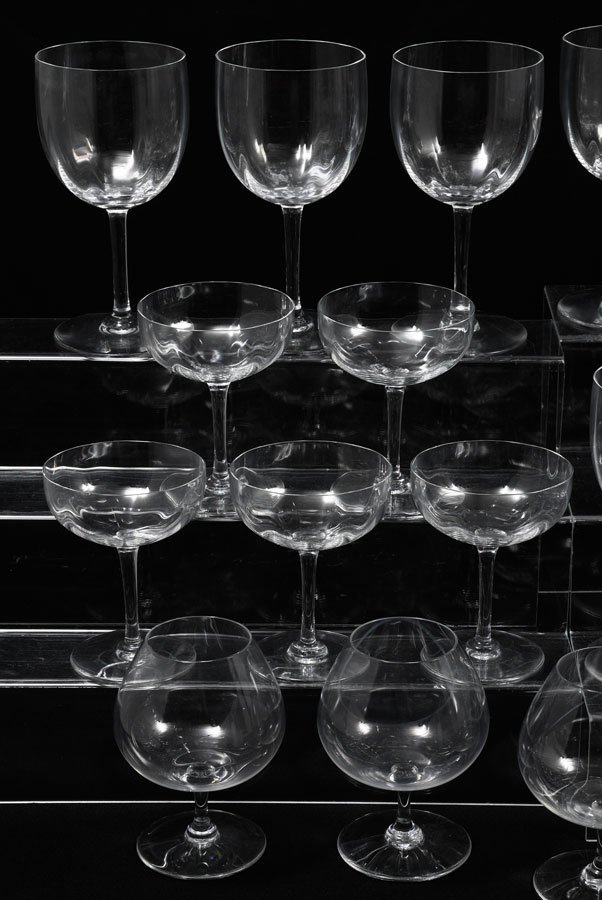 BACCARAT MONTAIGNE & PERFECTION CRYSTAL STEMWARE - 3
