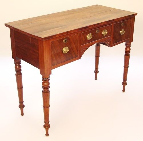 20: EARLY 19TH C WRITING DESK