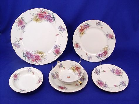 11: BLACK KNIGHT HELENA GERMAN CHINA FOR 12   65 PC