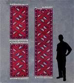 3 PIECE TURKISH YAGCIBEDIR CARPET SET