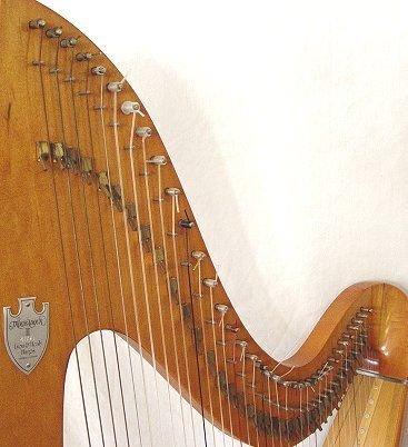 Lyon healy harp serial number list