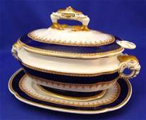 404  WESTBOURNE GROVE ROYAL WORCESTER TUREEN