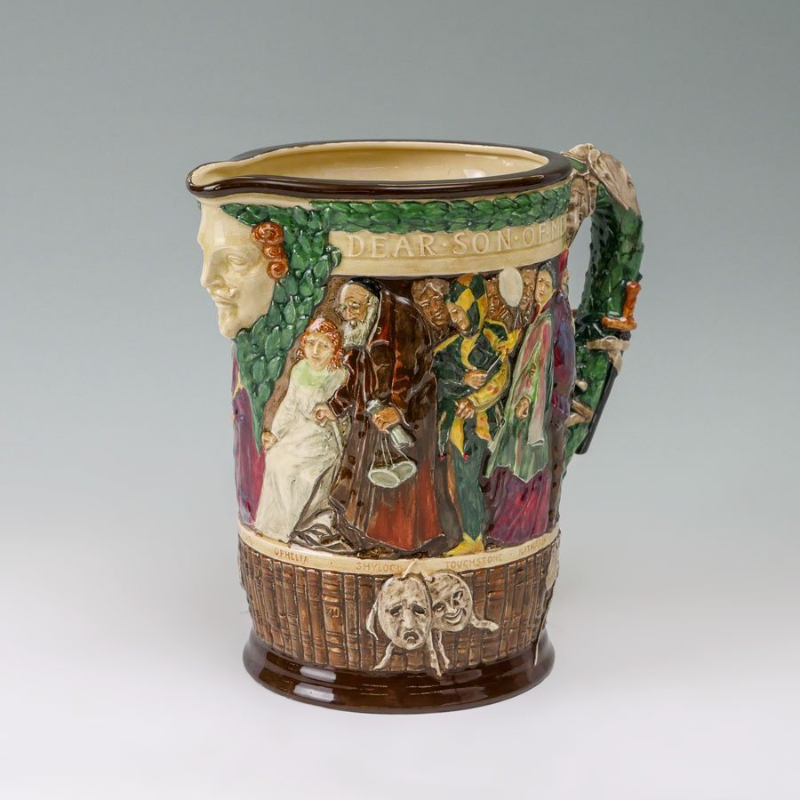 ROYAL DOULTON THE SHAKESPEARE JUG
