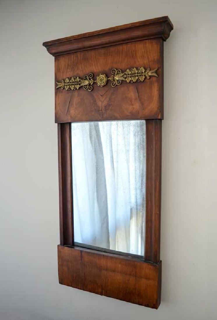 FRENCH EMPIRE WALL MIRROR