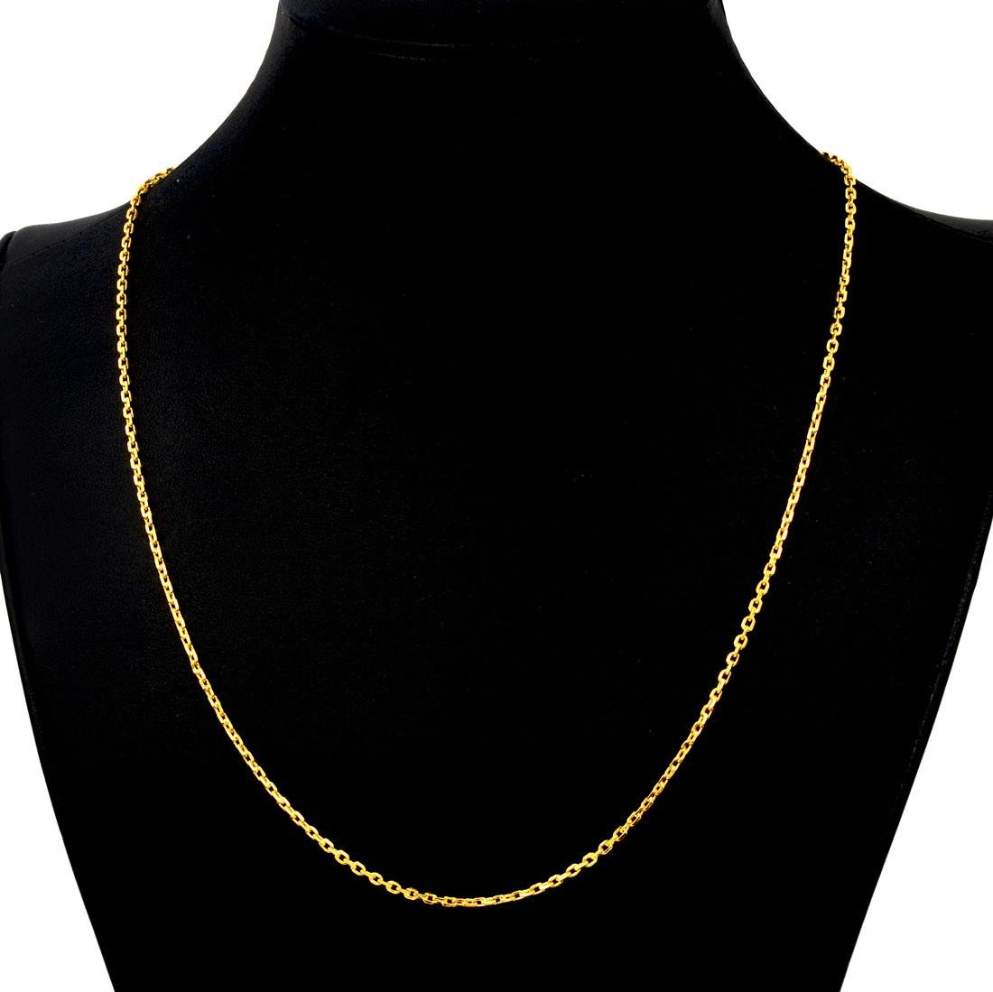 24K 20'' ANCHOR CHAIN