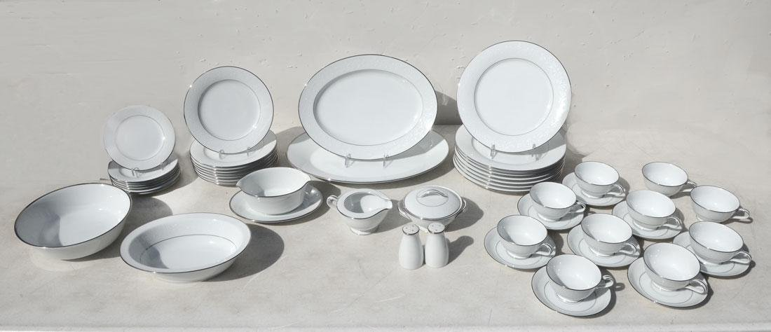 NORITAKE BUCKINGHAM CHINA SERVICE