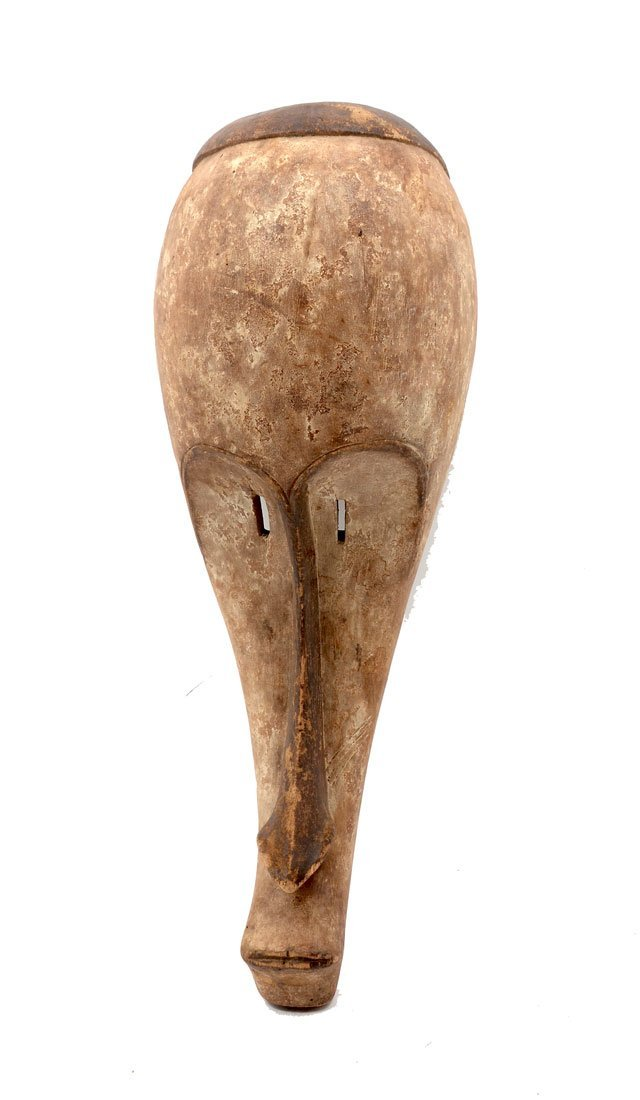 CENTRAL AFRICAN FANG CARVED MASK