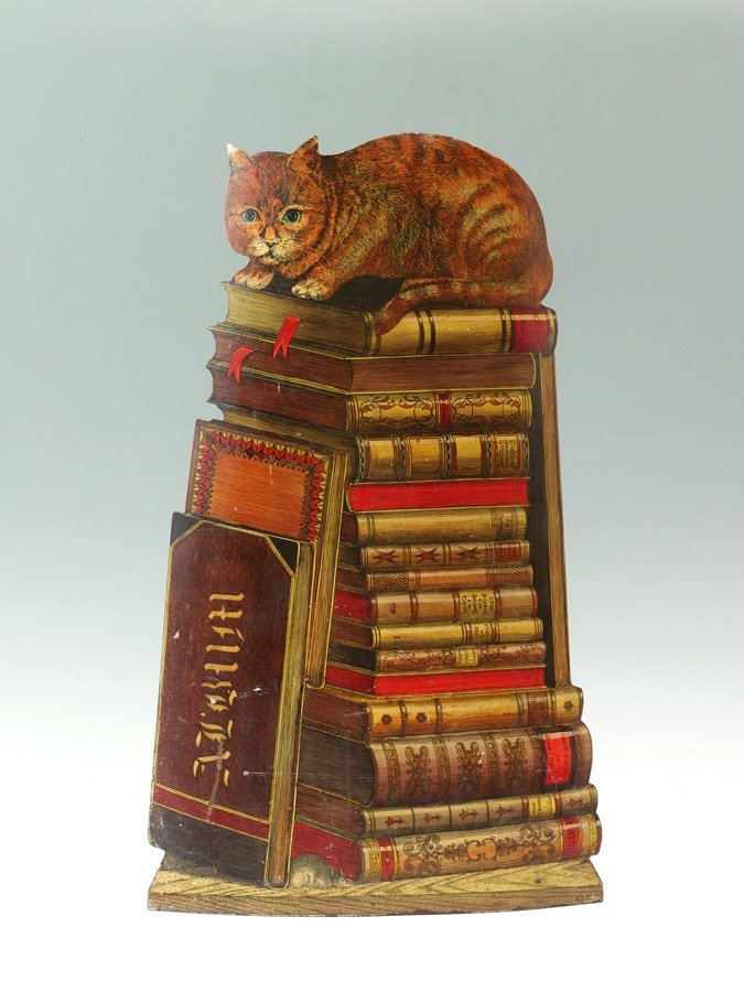 FORNASETTI CAT CORNER UMBRELLA STAND