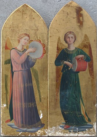 20: 2 PAINTINGS IN THE MANNER OF FRA D'ANGELICO