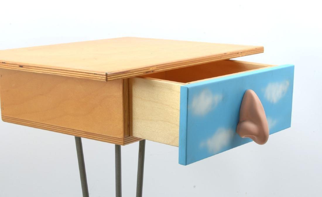FOOT ART SIDE TABLE - 2