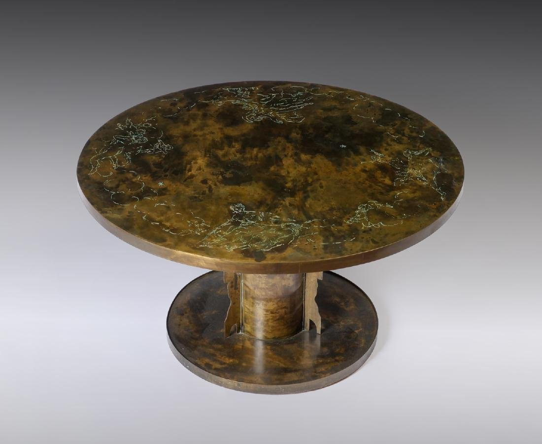 PHILIP & KELVIN LAVERNE COCKTAIL TABLE