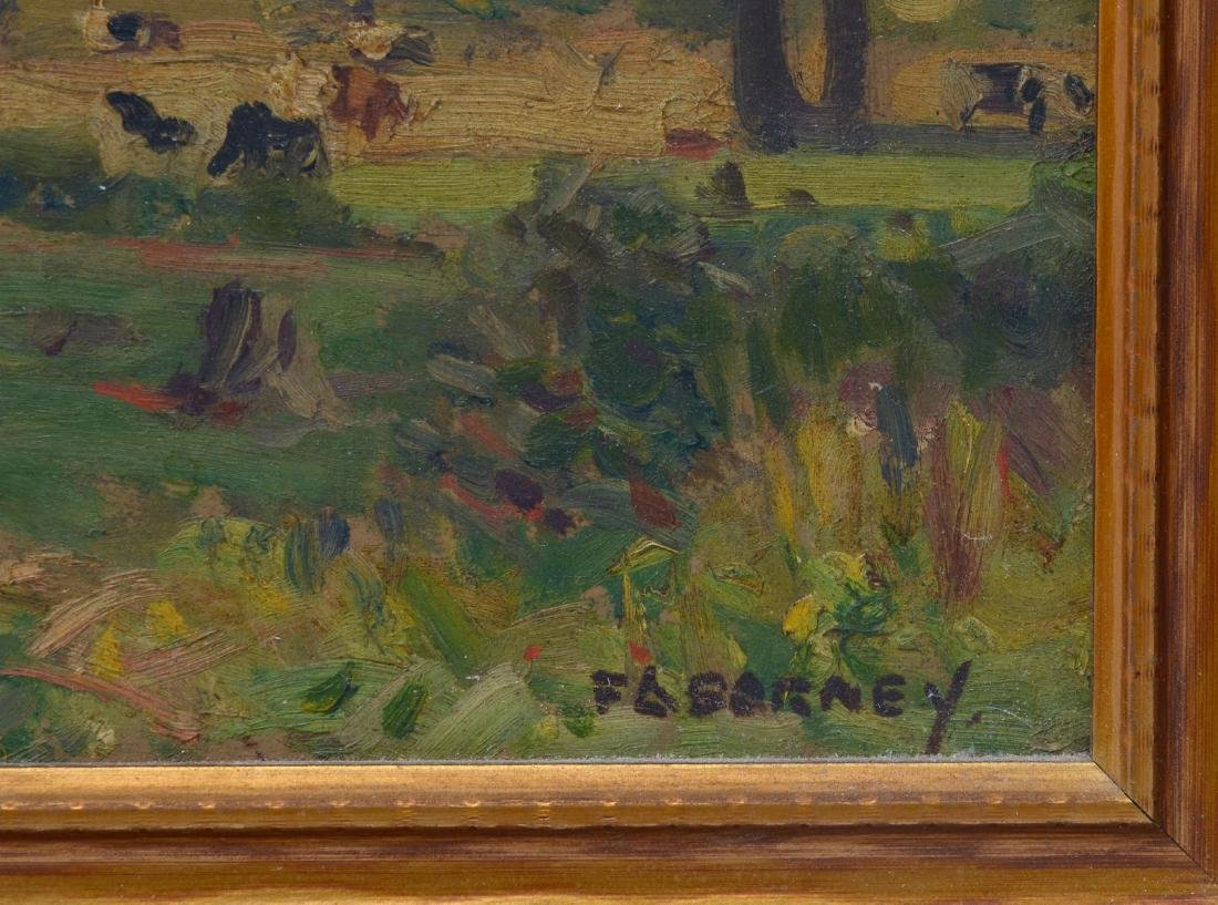 3 F. A. BARNEY OIL PAINTINGS - 4