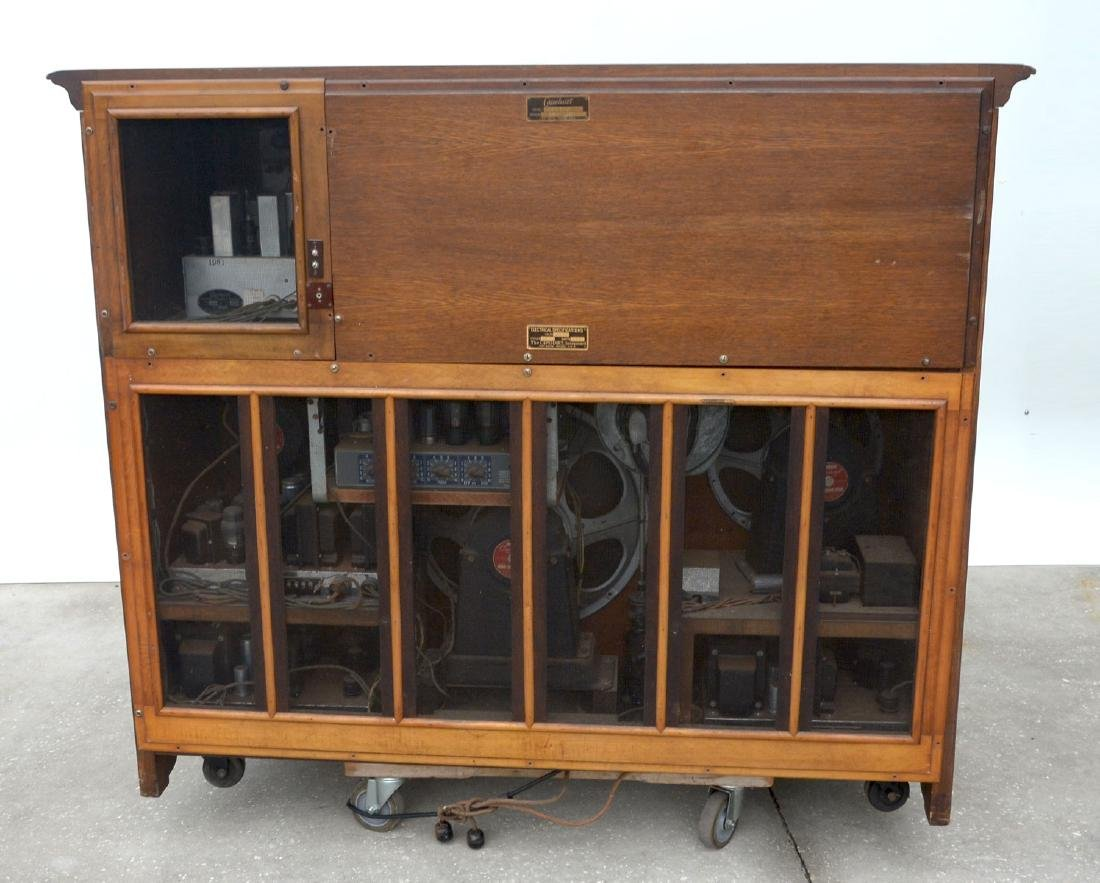 LARGE CAPEHART RECORD/STEREO PLAYER - 6