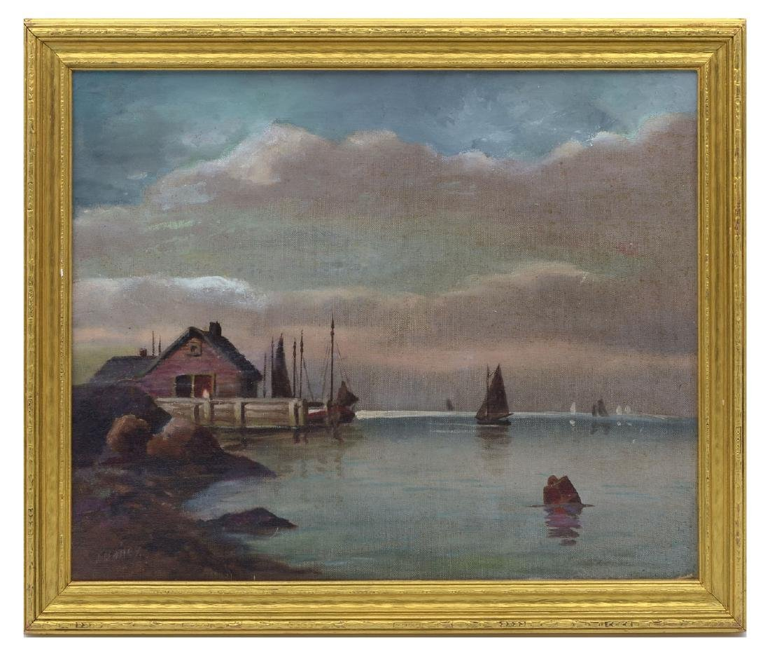 MOTIF #1 PAINTING BY T. BAILEY - 2